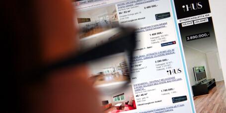 Innfører obligatorisk boligsalgsrapport