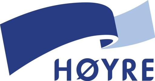 FOR HEVING: Høyre.