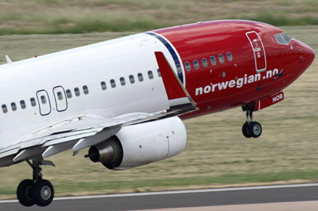 Blir det streik fra og med onsdag, bør du sjekke rettighetene dine som flypassasjer. Foto: Mariusz Basiak AG