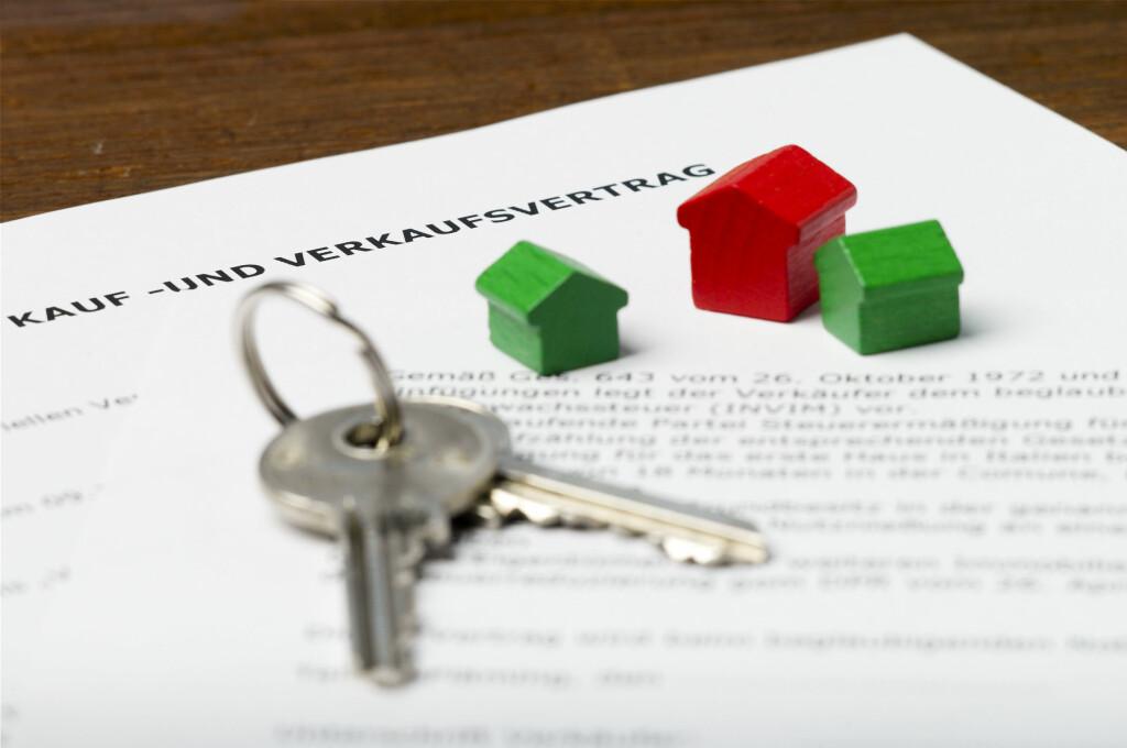 Regjeringen foreslår å øke ligningsverdien på boliger du eier men ikke bor i til 50 prosent av markedsprisen. Foto: Colourbox