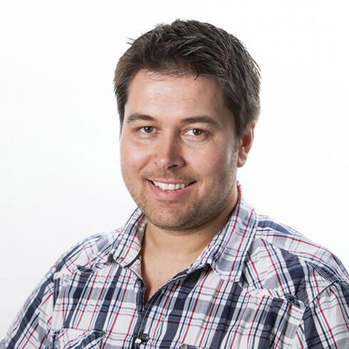 Bjørn Eirik Loftås er redaktør for DinSide Data. Han har gjennom en årrekke testet hundrevis av bærbare PC-er for DinSide. Foto: Per Ervland