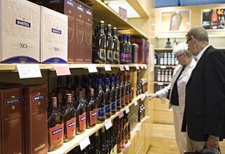 Store prisforskjeller på taxfreevarene