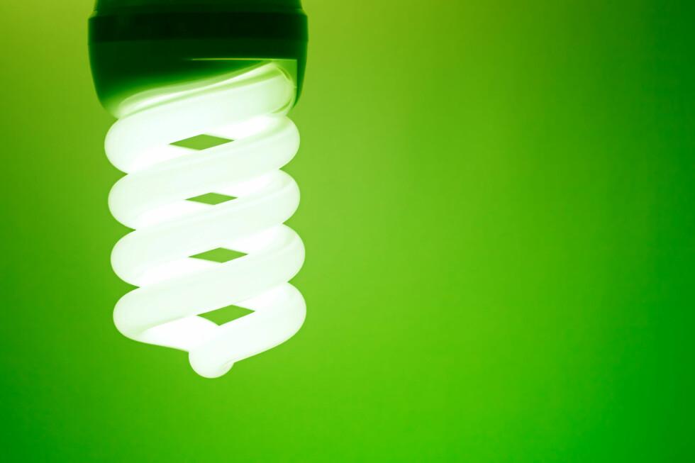 Nå skal også disse ut: Fra 2016 vil Ikea kun selge LED-pærer. Foto: Colourbox.com