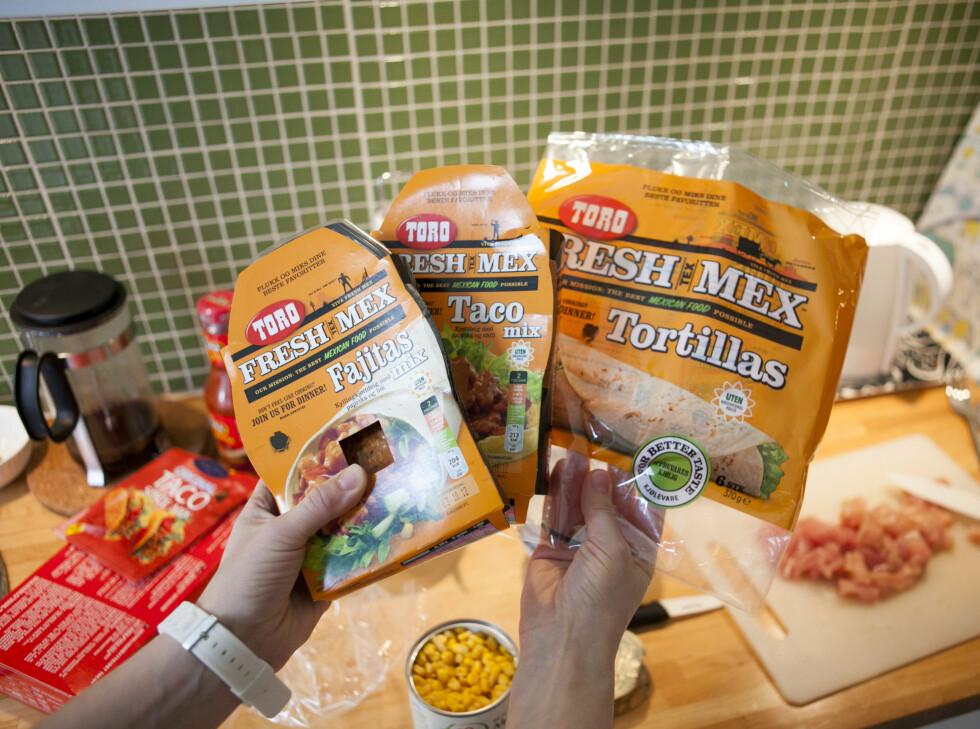 Vi har testet ut disse produktene fra toro. Foto: Per Ervland