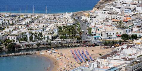 image: Risikerer å havne på et annet feriested