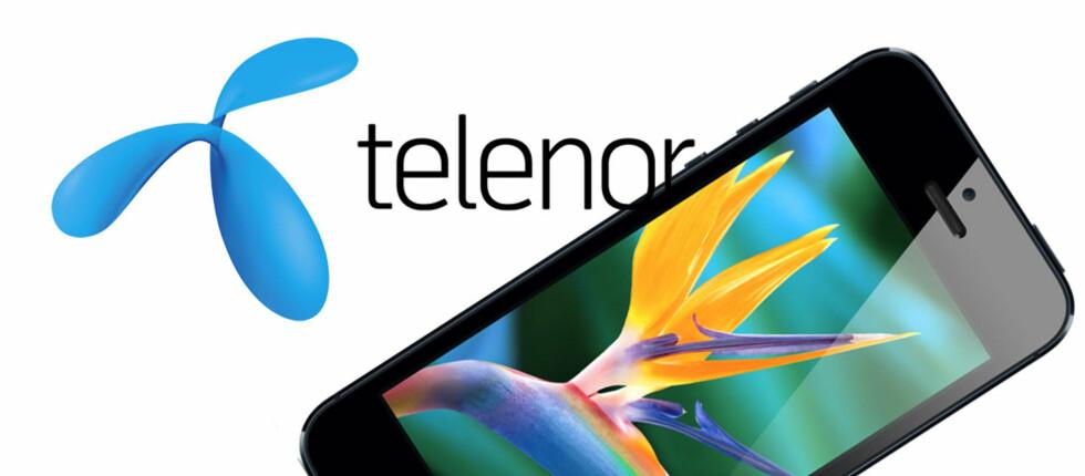 Hvis du kjøper iPhone 5 vil du ikke dra nytte av Telenors nye 4G-nett. Foto: DinSide Data