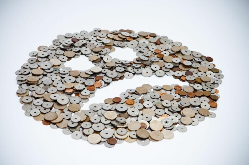 Det kan fort bli sure penger hvis du bytter fond for ofte.  Foto: PER ERVLAND