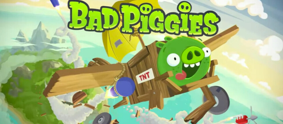 Førstkommende torsdag slippes oppfølgeren til Angry Birds –Bad Piggies.