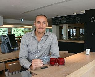 image: På restaurant Vapiano får du ditt eget kredittkort