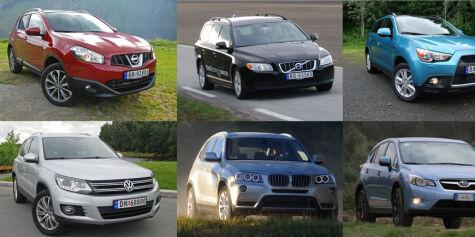 image: Bilene som holder seg best i pris