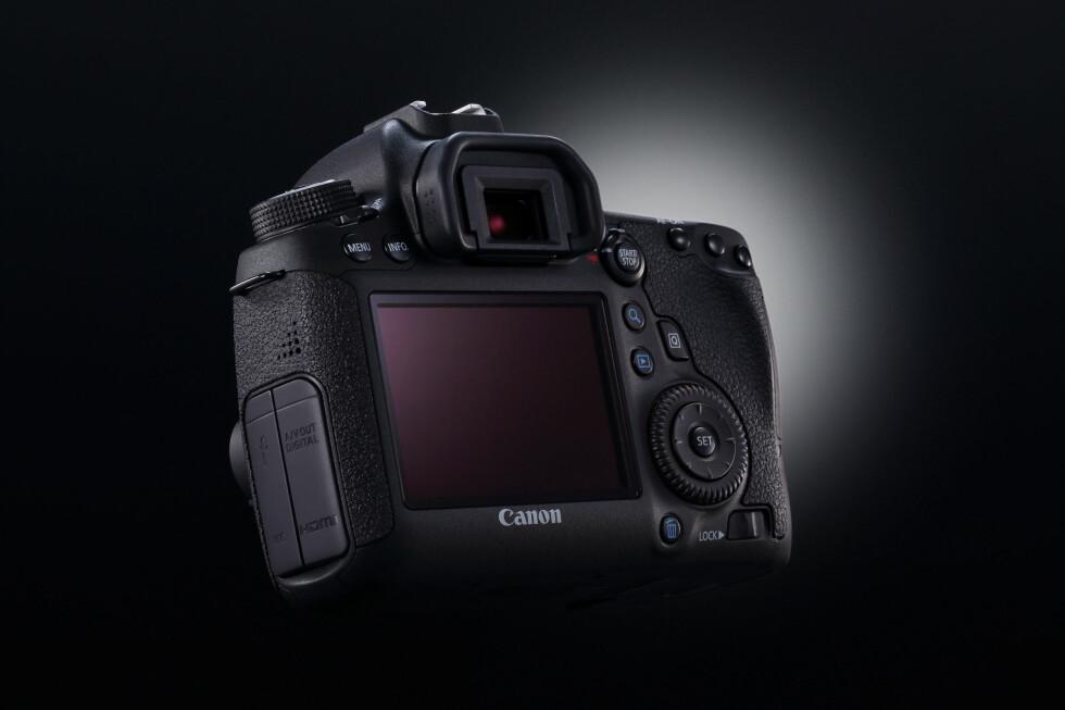 Canon 6D fullformat Foto: Canon