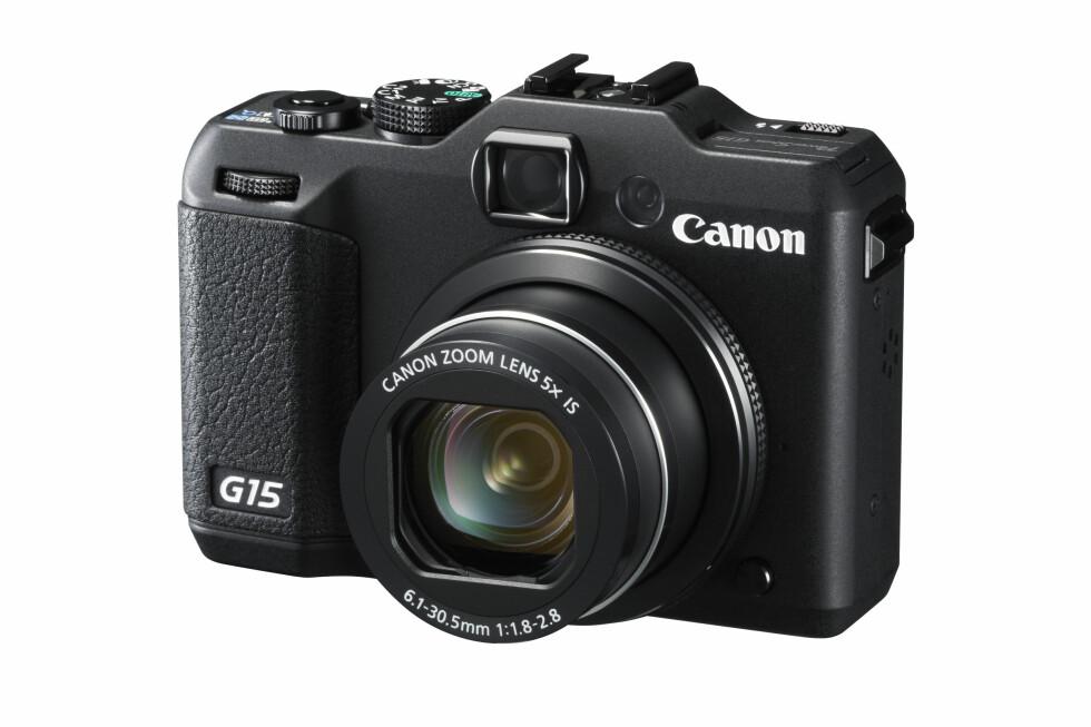 Powershot G15 Foto: Canon