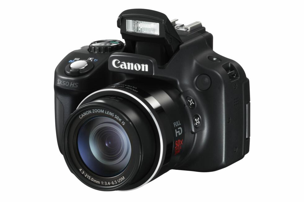 Powershot SX50 Foto: Canon