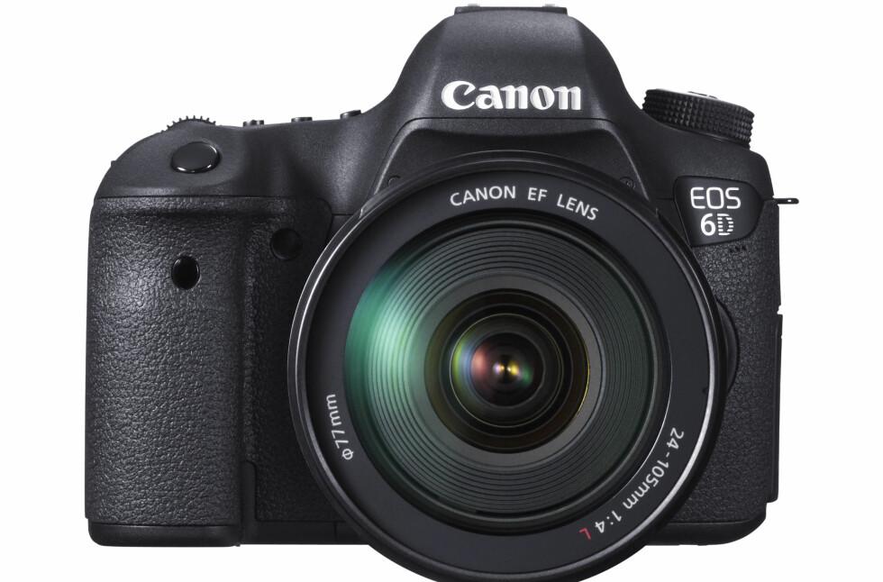 Canon EOS 6D Foto: Canon