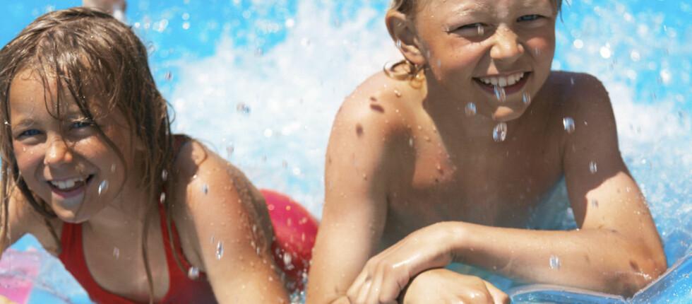 Ta med barna på chartertur i høstferien. Foto: Stellan Herner/Star Tour