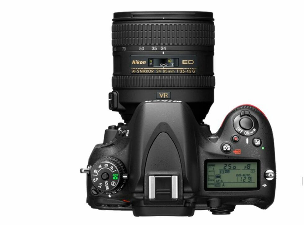 Nikon D600 kan bli en ny favoritt blant hobbyfotografene. Foto: Alle bilder: Nikon