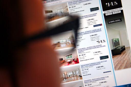 DYRERE: Mer arbeid i forkant av kjøpet kan gjøre boligsalget dyrere, som også kan gå ut over prisen for kjøper.  Foto: OLE PETTER BAUGERUD STOKKE