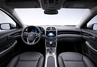 Chevrolet-offensiv i Norge