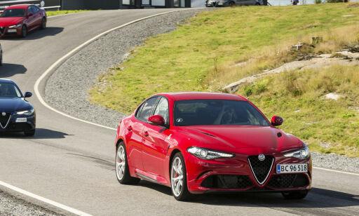 image: Alfa Romeo er tilbake på banen