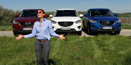 Mazda CX-5 offer for sin suksess