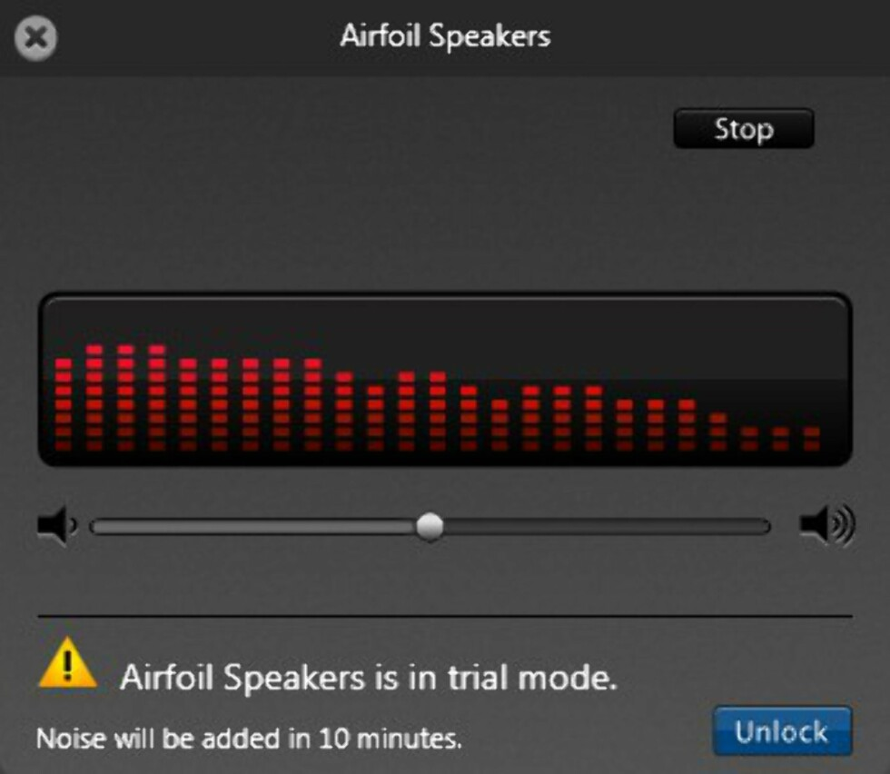 Airfoil gir deg Airplay i Windows