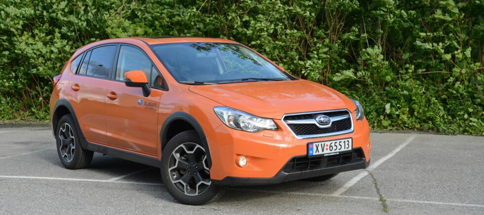 Subaru XV starter på 300.000 kroner, men de fleste velger nok dieselmodellen til 320.000 og oppover