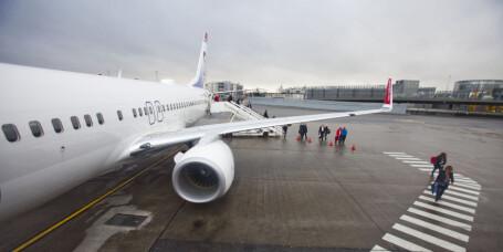 Erstatning når flyplass for reisen endres