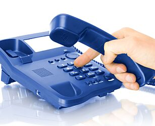 image: Store endringer for de med fasttelefon