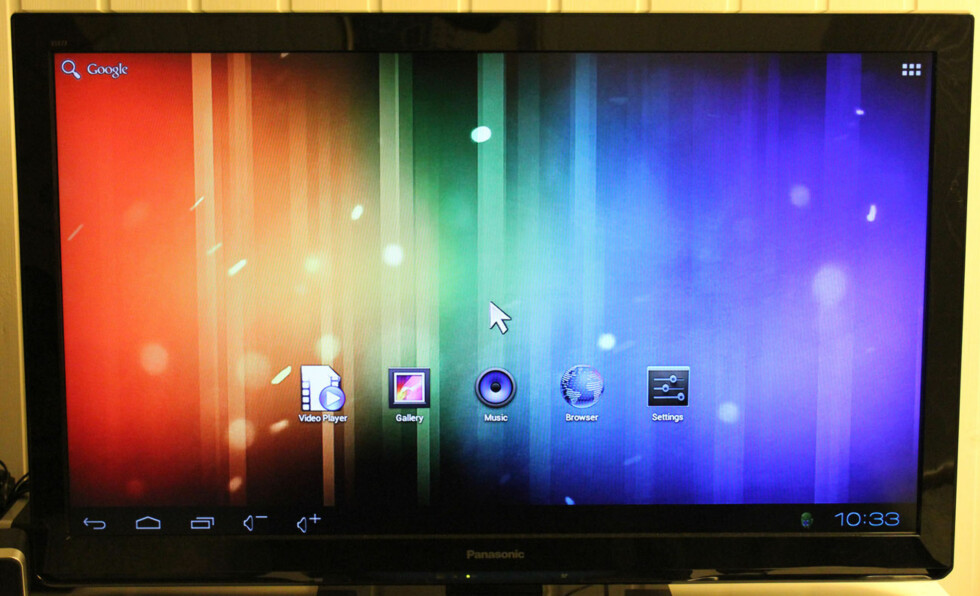Ananda Google TV Cloud Stick E68