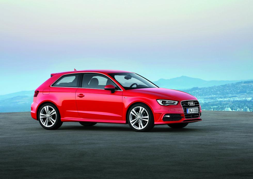 Audi A3 Foto: Audi