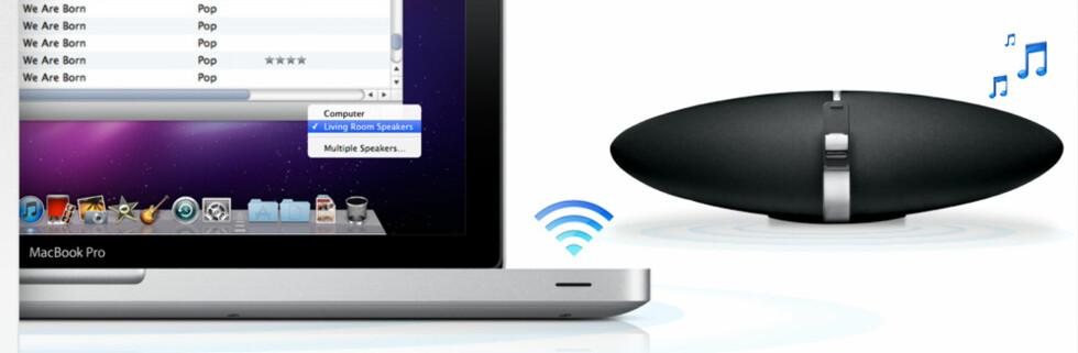 Det ryktes om at neste versjon av Airplay ikke vil kreve trådløst nettverk.