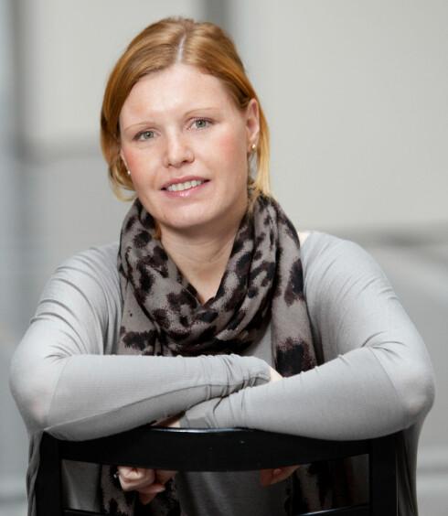 Christine Warloe er bekymret for alle som velger avdragsfrie lån. Hun synes avdrag bør prioriteres foran oppussing.   Foto: Nordea