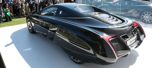 Her er McLaren X-1
