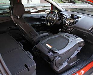 image: Prøvekjørt: Ford B-Max overrasker