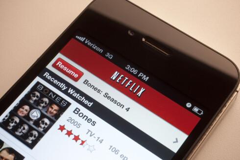 <strong><B>TIL NORGE:</strong></B> Netflix og HBO Nordic kommer til landet i løpet av året. Da kan du mot en fast månedlig sum se TV-serier og filmer på både mobile og stasjonære enheter til du stuper. Foto: All Over Press