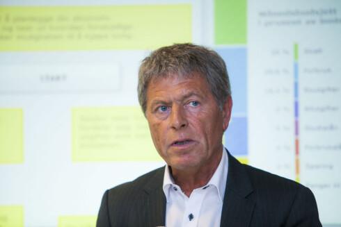 Administrerende direktør i Husbanken, Bård Øistensen. Foto: Per Ervland