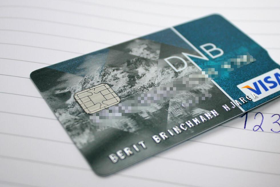 DNB opplever tekniske problemer, som gjør at kunden verken får brukt nettbanken eller betalt med kort som normalt.