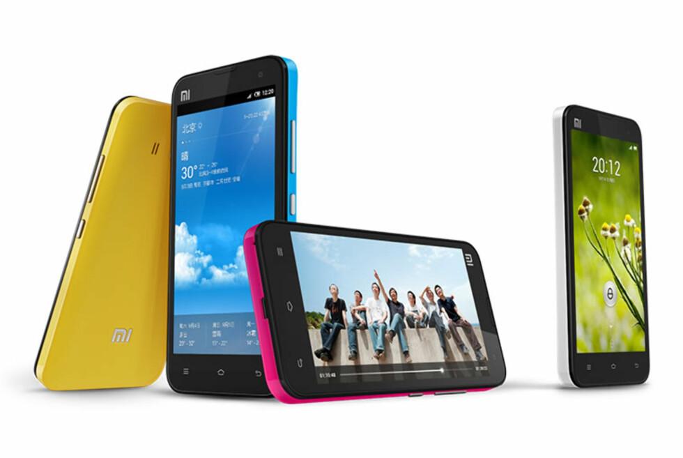 Den kinesiske produsenten Xiaomi kommer nå med et krutpaket av en telefon.
