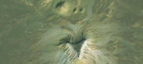Google Earth kan ha oppdaget ukjente pyramider