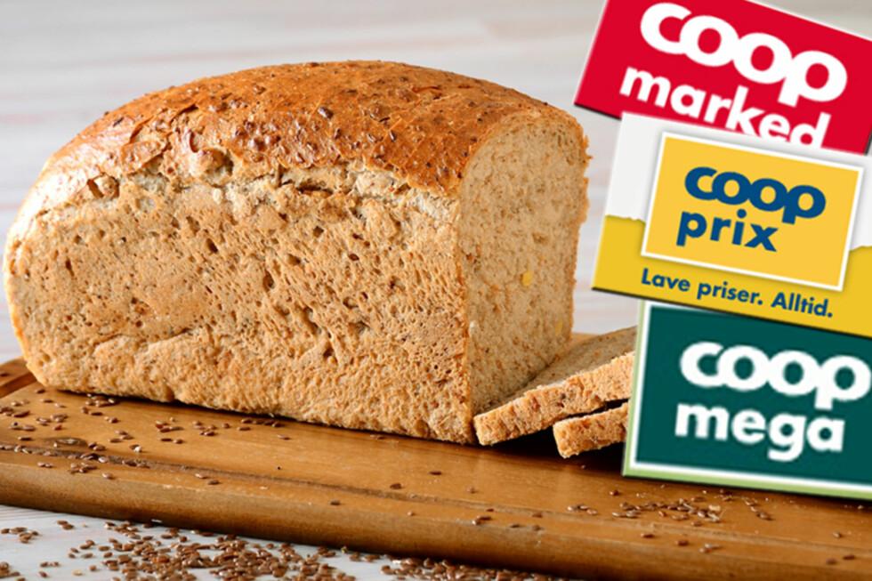 Gomansbakeriene, som leverer brød til alle Coop-butikkene, skal i løpet av august fjerne palmeolje fra alle ferske brød. Foto: All over press