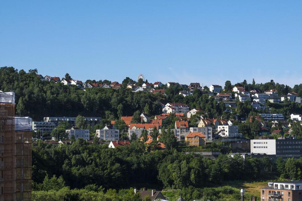 Den store boligprisveksten tok en liten pause i juli.  Foto: Per Ervland