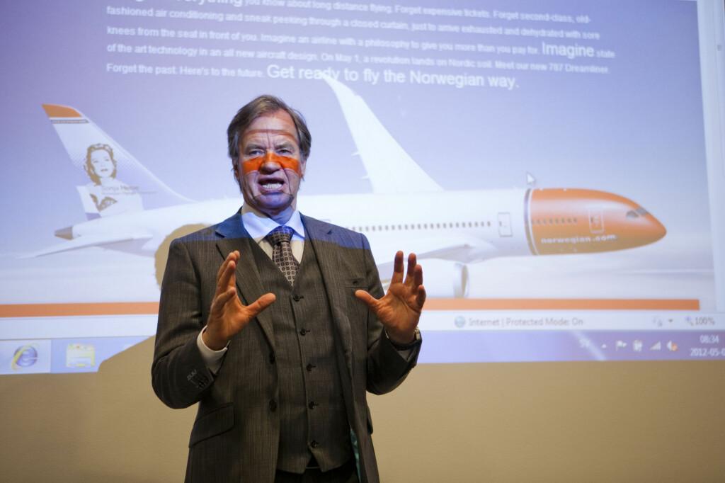 <b>DREAMLINER FORSINKET?</b> Norwegian forventer Dreamliner-leveranse i første kvartal 2013. Men ifølge Check-in er det mye som skurrer. Foto: Per Ervland