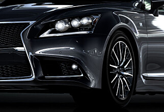 Her er nye Lexus LS