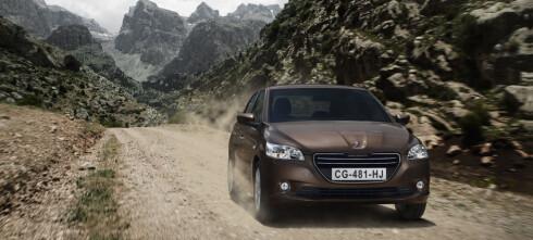 Peugeot lanserer 301