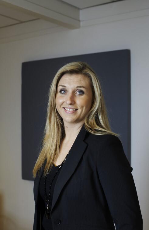 """GODT TEGN: Xtra Personell-direktør Hanne Zimmermann mener undersøkelsen tyder på """"pliktoppfyllende og oppofrende"""" arbeidere.  Foto: Xtra Personell"""