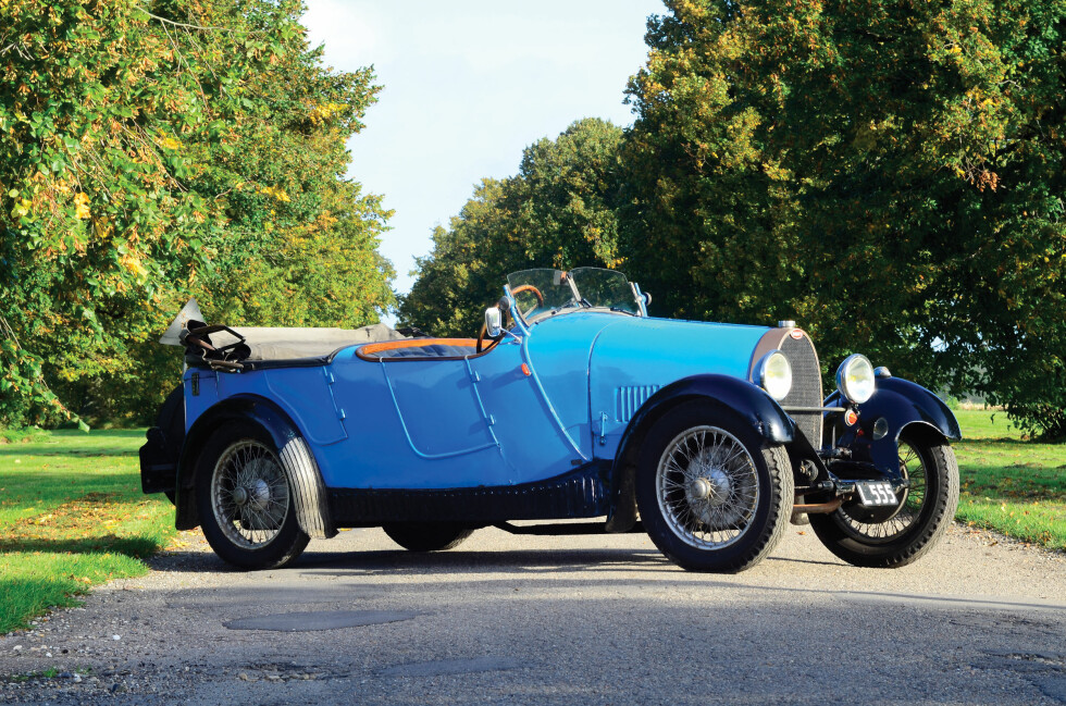 Bugatti Type 40A Tourer by Carrosserie Moderne: ¤50.000-¤70.000 Foto: Fluid Images/RM Auctions