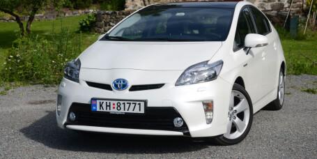 TEST: Oppdatert Toyota Prius