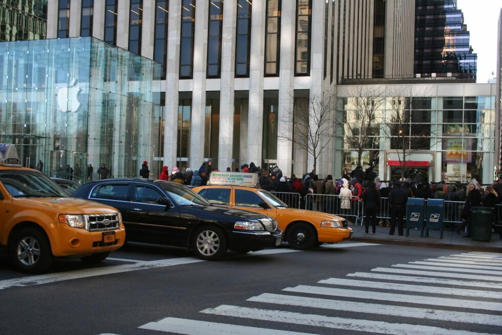 Gjennomsnittsprisen for en drosjetur i New York er i ferd med å øke til en femtedel. Foto: Silje Ulveseth