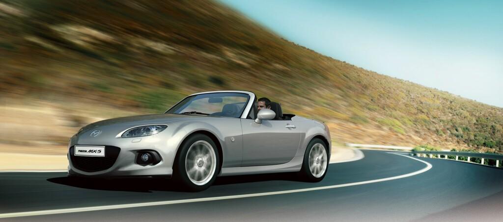 Det er ikke store endringene Mazda koster på seg med denne oppdateringen, men det ligger an til større forandringer ved neste veikryss