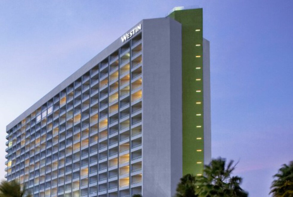 LIK LUKT: Hotellkjeden Westin Hotels & Resorts har over 160 hoteller i 37 land, ifølge Wikipedia. Og alle lukter det samme.  Foto: westinaruba.com
